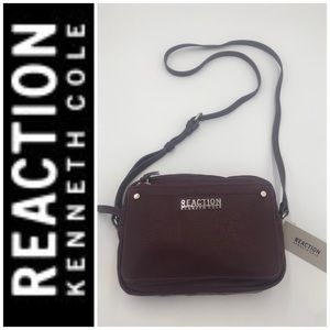 Kenneth Cole Reaction Berry Jam Stella Crossbody